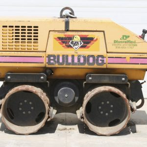 Bulldog Trench Compactor