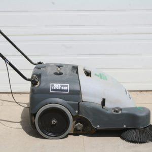 Terra 28B Sweeper - Side