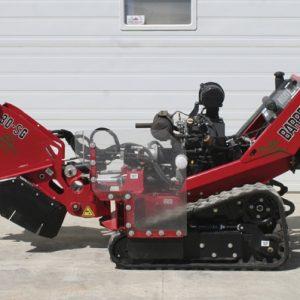 Barreto E30SGK Stump Grinder