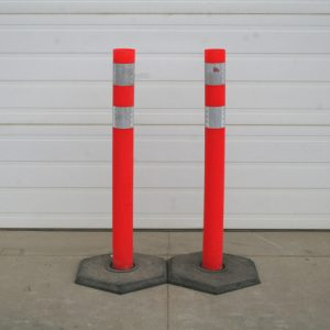 Caution Pylons