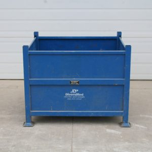 Crate Storage Container