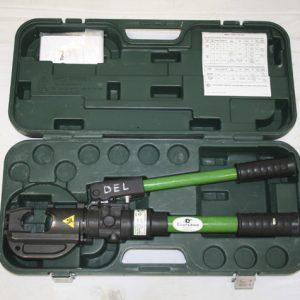 Hydraulic Hand Pump Crimping Tool