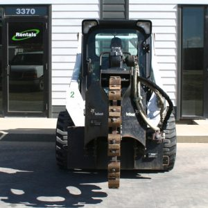 Vibratory Trench Compactor - #1